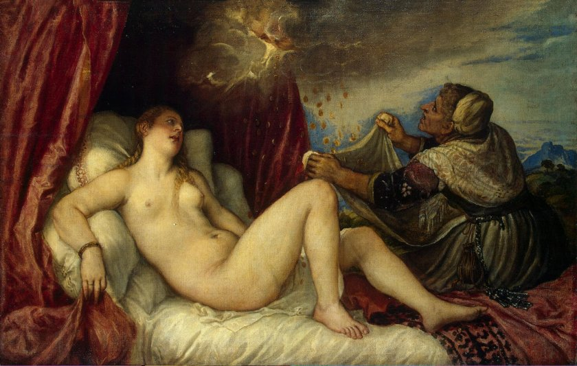 Titian_-_Danae_Hermitage_Version