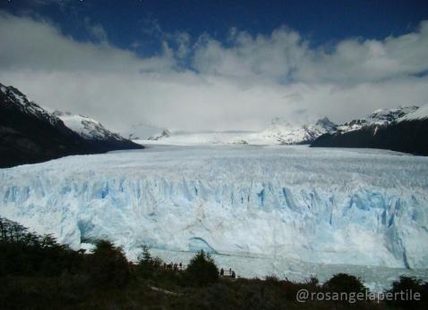 Patagônia, Fronteira entre Argentina e Chile